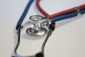 Bild Stethoskop
